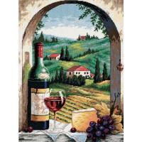 Набор для вышивания Dimensions Вид на Тоскану (20054)