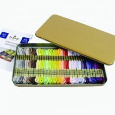 Подарочный набор мулине DMC,  new colors (117ZA)