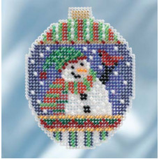 Набор Snowman Greetings (MH211811)