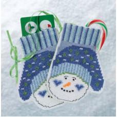 Набор Snowman Mittens (MH191831)