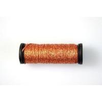 Металлизированная нить Kreinik #8 Braid 027L (голографический)