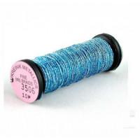 Металлизированная нить Kreinik #8 Braid 3506