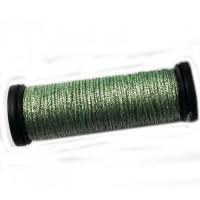 Металлизированная нить Kreinik #8 Braid 4001