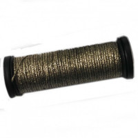 Металлизированная нить Kreinik #8 Braid 4003