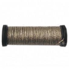 Металлизированная нить Kreinik #8 Braid 4005