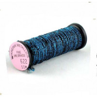 Металлизированная нить Kreinik #8 Braid 622