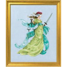 Оригинальная схема Lady Justice (MD160)