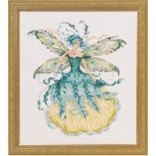 Оригинальная схема March Aquamarine Fairy (MD159)