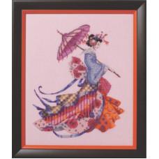 Оригинальная схема Miss Cherry Blossom (MD153)