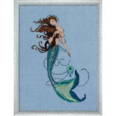 Оригинальная схема Renaissance Mermaid (MD151)