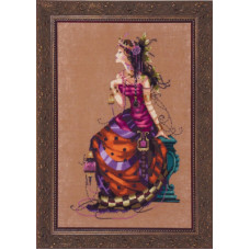 Оригинальная схема The Gypsy Queen (MD142)