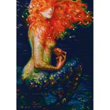 Рыжая русалка (M596)*