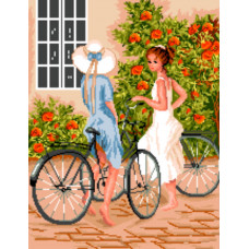 Велосипедистки (5.17)