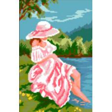 Девушка на берегу моря (2.40)