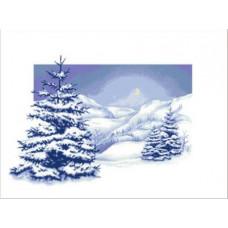 Зимняя открытка (6.84)