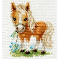 Белогривая лошадка (0-114)
