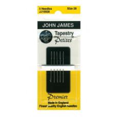 Иглы гобеленовые John James Petites, 28 (JJ199 28)