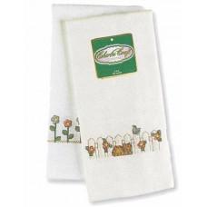Кухонное полотенце, белое (2484-HF6601)