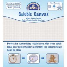 Растворимая канва Soluble Canvas (DC90)