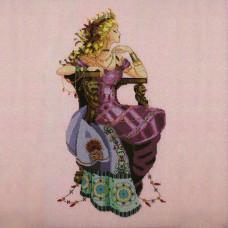 Схема для вышивки крестом Mirabilia Design Sun Goddess (MD155)