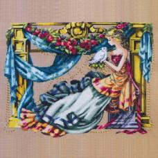 Схема для вышивки крестом Mirabilia Designs Athena - Goddess Of Wisdom (MD97)