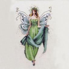 Набор бисера MillHill для дизайна Mirabilia Fern - Pixie Couture Collection (NC107E)
