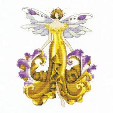 Набор бисера MillHill для дизайна Mirabilia Iris - Pixie Couture Collection (NC125E)