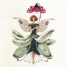 Набор бисера MillHill для дизайна Mirabilia Magnolia Spring Garden - Pixie Couture Collection (NC133E)