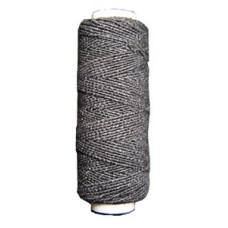 Нитка-резинка чёрная (10м)