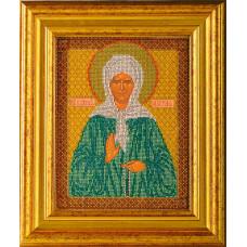 Набор для вышивания бисером Икона Св. Матрона Московская (В-155)