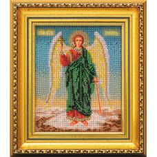 Набор для вышивания бисером Икона Ангел Хранитель (В-160)