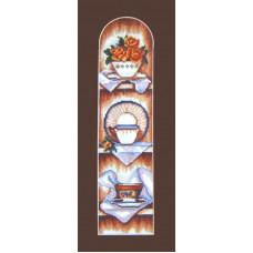 Набор для вышивания крестиком Чарівна мить Полочка (СТ-34)