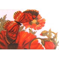 Набор для вышивания крестиком Чарівна мить Лето красное (А-083-М-90)