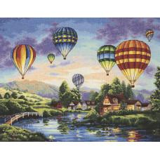 Сияющие воздушные шары (35213)