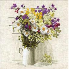 Букет полевых цветов (924)