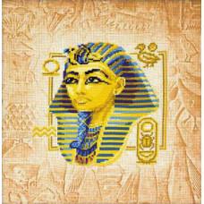 Набор для вышивания крестом Риолис Тутанхамон (РТ-0007)