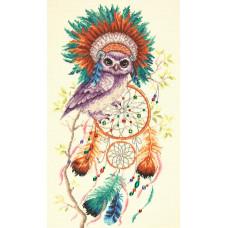 Набор для вышивания крестиком Чудесная игла Дивный сон (88-12)