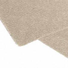 Фетр (войлок) листовой в рубчик, 31 х 22,5, бежевый