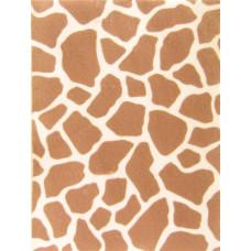 Фетр (войлок) листовой с узорами (сафари), 30 х 23 (PRT-49407)