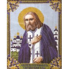 Набор для вышивания крестиком Чарівна мить Серафим Саровский Чудотворец (401)