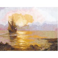 Вечер на море (521)