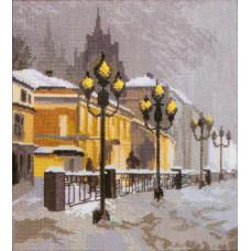 Зимний город (464)