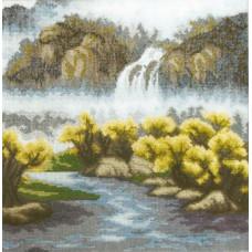 Осенний водопад (486)