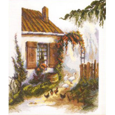 Солнечный домик (483)