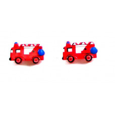 Набор пуговиц Пожарная машина (684571 - 1524)