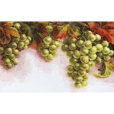 Набор для вышивания крестиком Чарівна мить Грозди винограда (445)