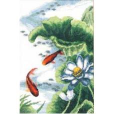 Диптих Рыбы. Левая часть (420)