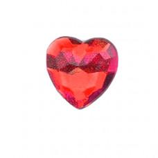 Клеевой страз Сердце (106294)