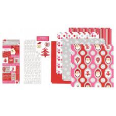 Набор для скрапбукинга Новый год (Рождество) (345496)