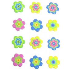 Брадсы Цветы Яркие (451195)